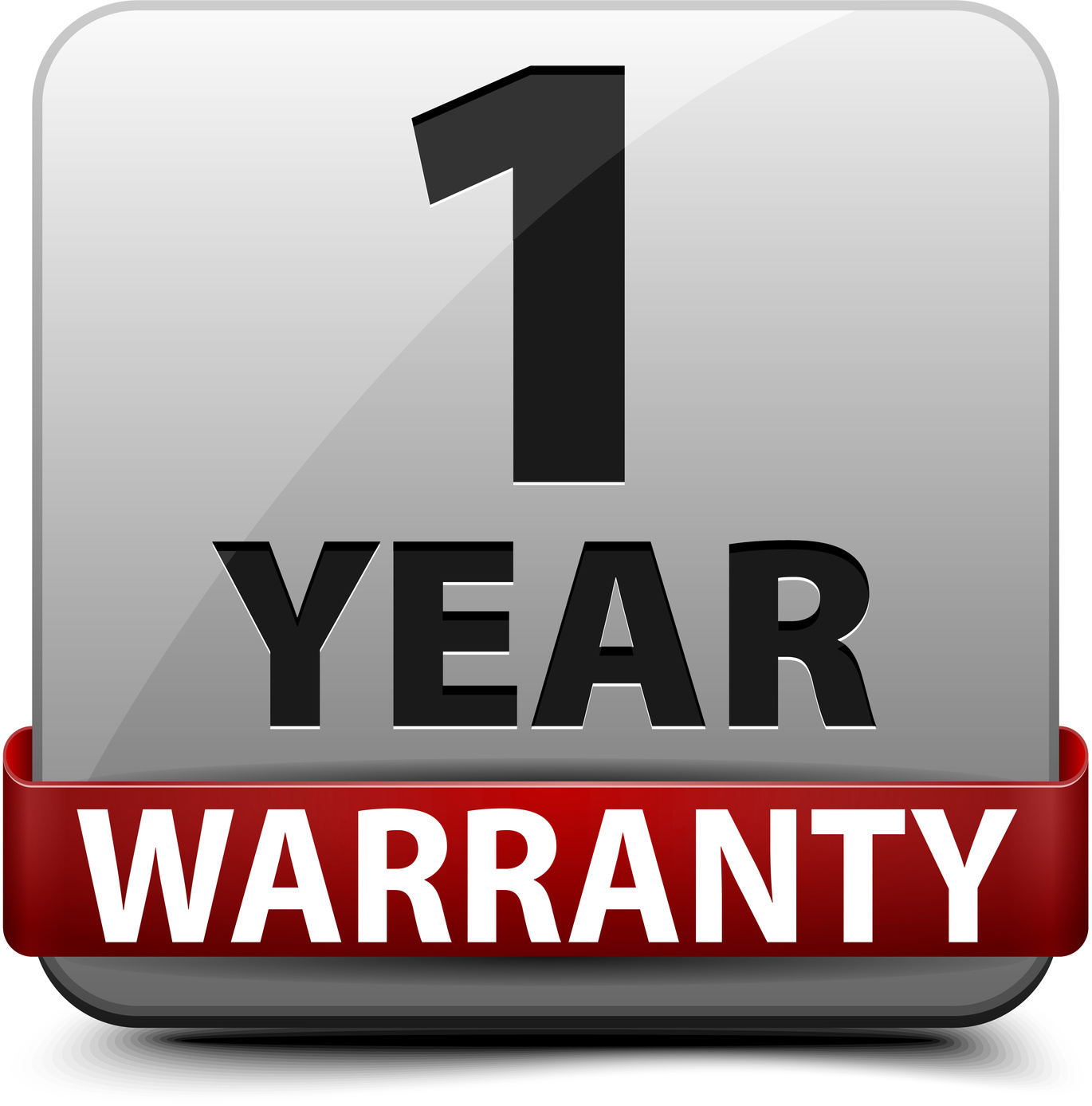 In most cases, a one-year warranty is ideal for a moisture meter product.