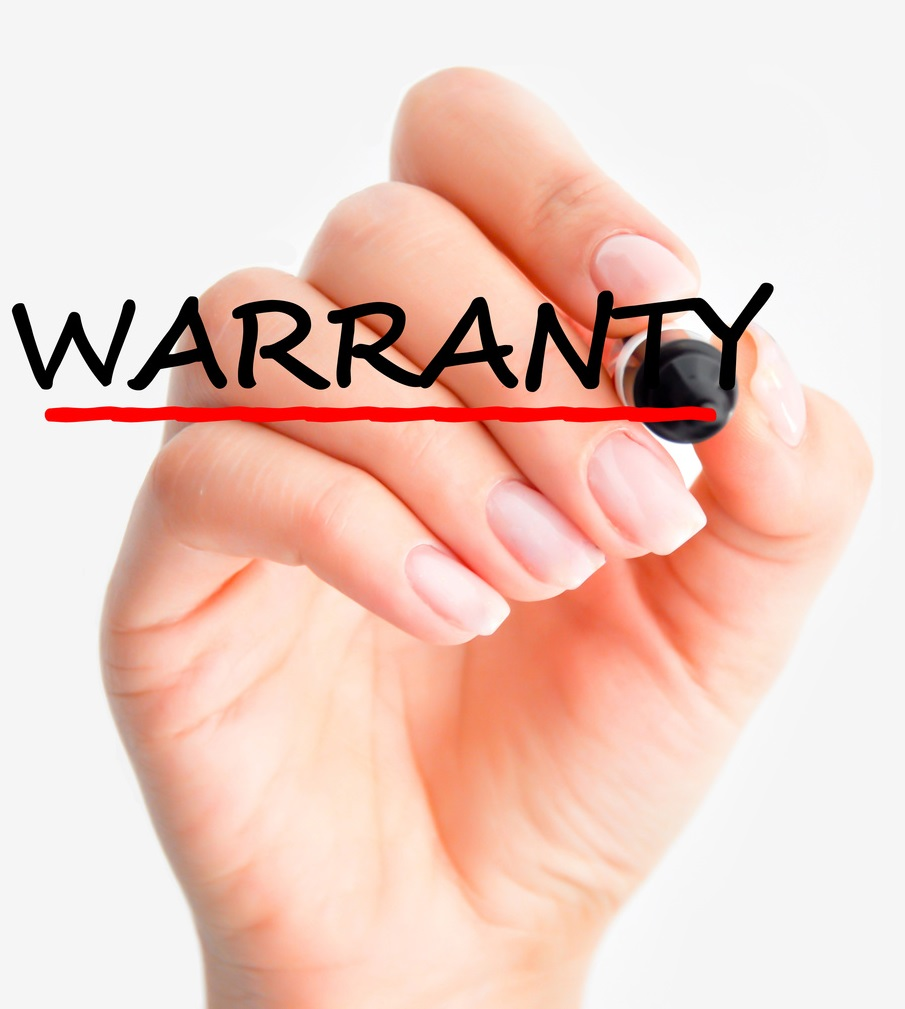 What's your manufacturer's warranty policy, and how closely do they follow it?