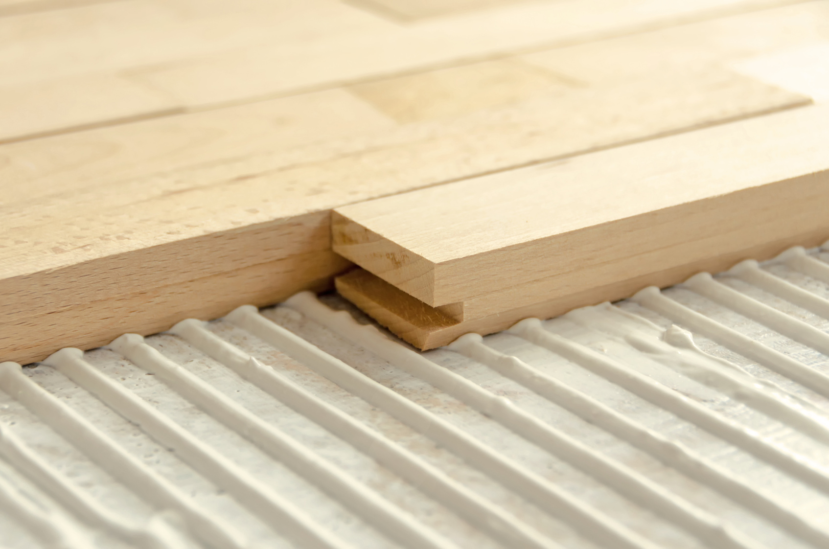 In order to look its best, wood flooring needs to be free of blemishes such as pin holes that pin-type meters leave behind.