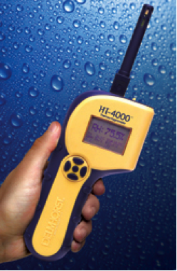 The HT-4000 is a top of the line thermo-hygrometer.