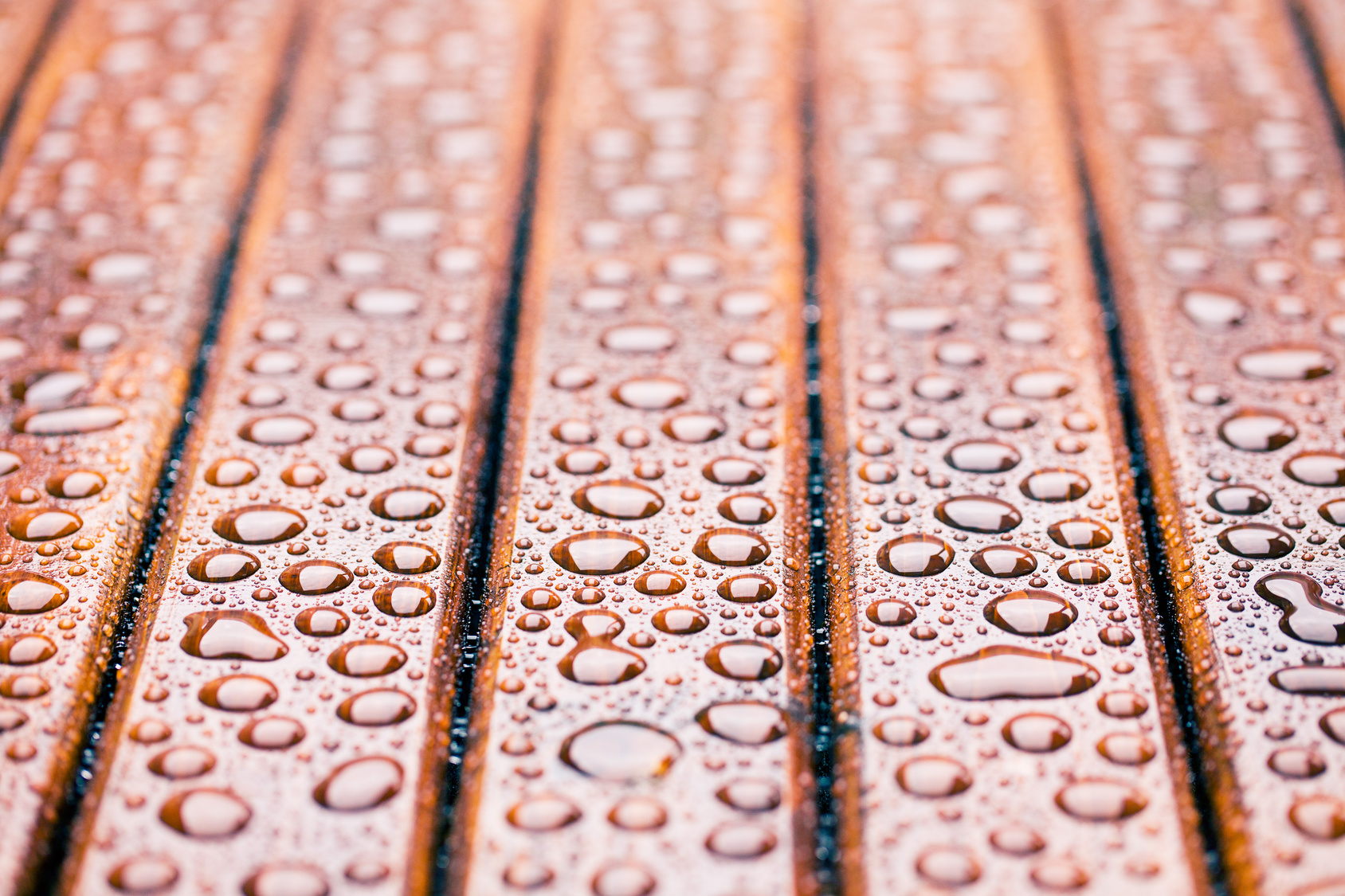 Moisture in flooring can be disastrous, be sure to check your flooring thoroughly.