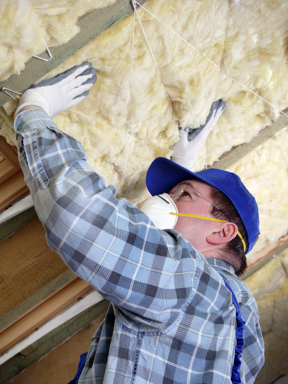 Checking the insulation of your building can help prevent extreme temperature changes inside the structure, which helps to protect pipes.