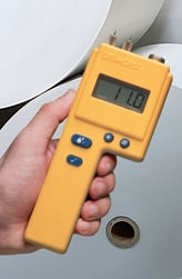 The P-2000 moisture meter is a paper producer's best friend.