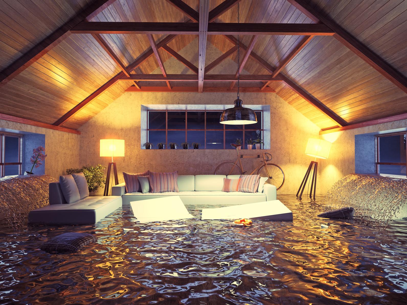 flood floors