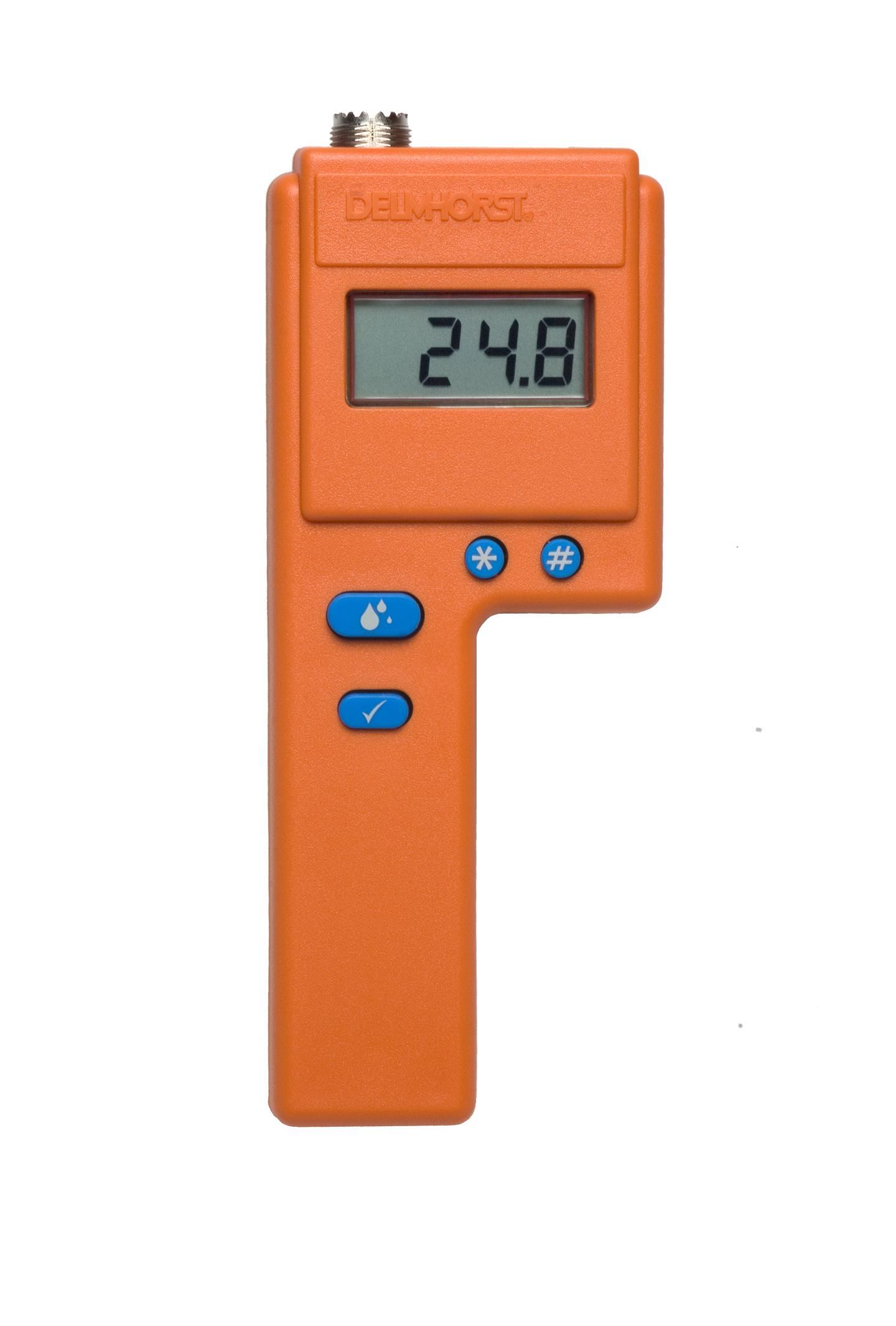F-2000 moisture meter
