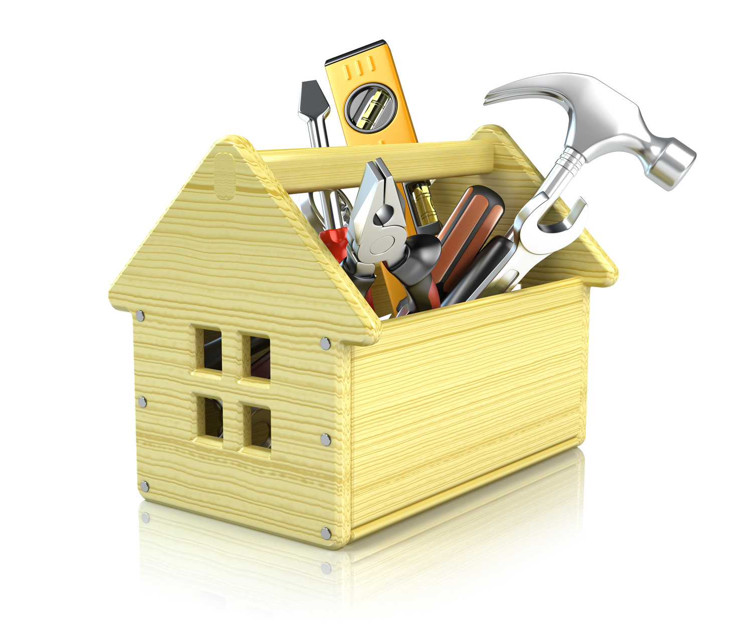 Make sure that you have all of the tools that you need in your home.