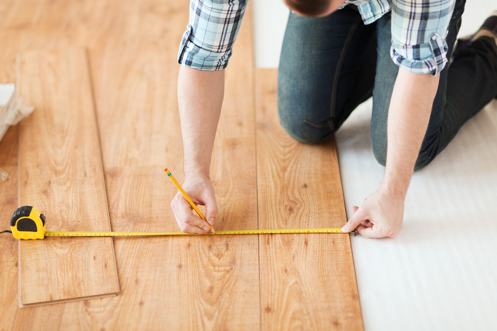 Flooring installation jobs take a lot of care and effort; damp meters for flooring help make sure that the time, labor, and materials don't go to waste.