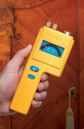 Reliable and easy to use, pin-type moisture meters can be a big help when working with wood.