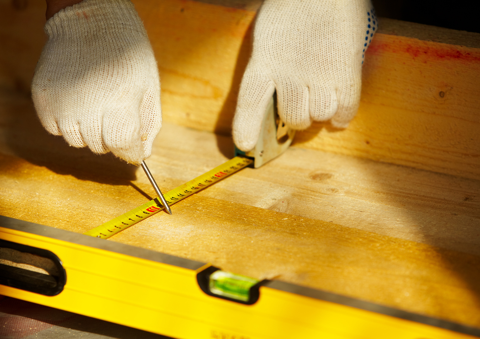 Hardwood flooring can be both beautiful and expensive, so protecting it is a priority.