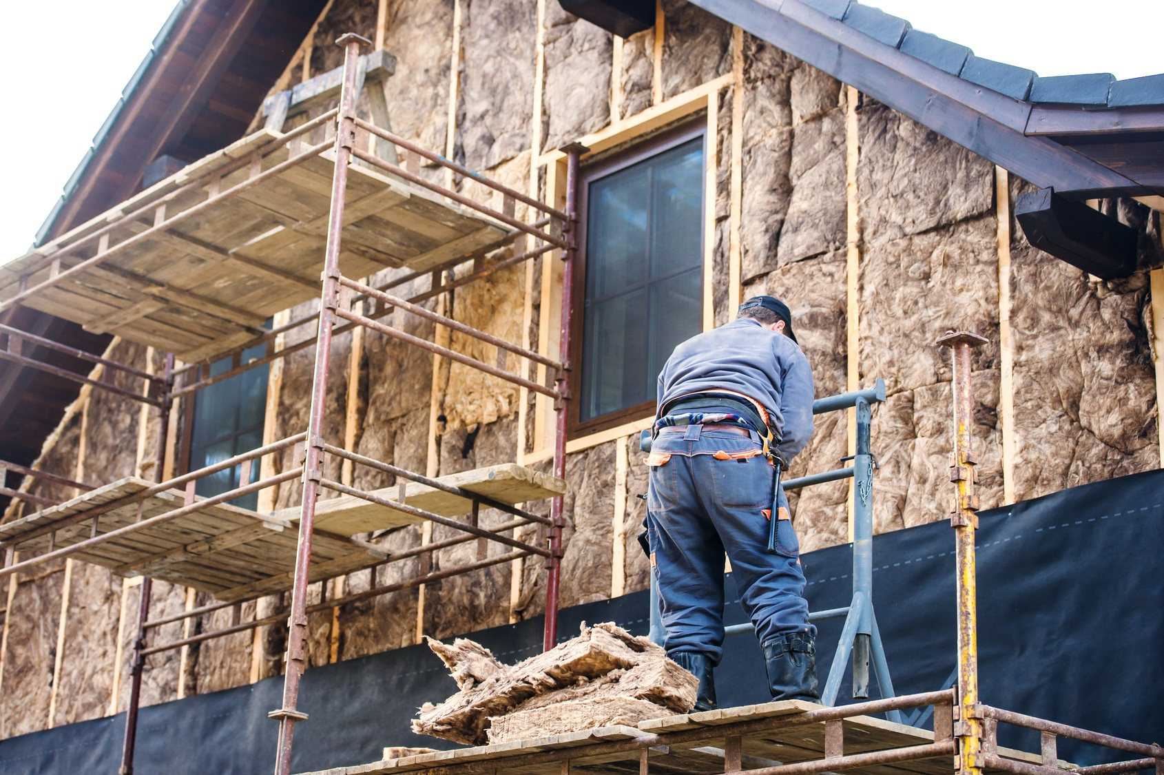 Safety Tips for Checking Moisture in Insulation