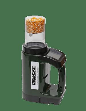 Grain meters like the D999-FR make measuring moisture in grain a simple task.