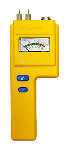 Moisture meters like this can be an invaluable tool for hurricane preparedness.