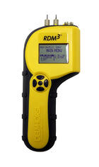The RDM-3 is an excellent pin-type moisture meter for testing the moisture content of wood.