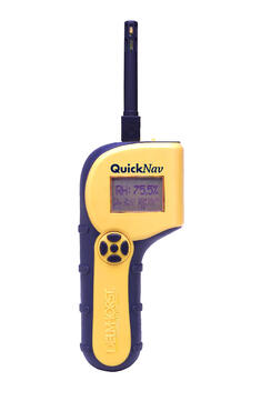 Multi-function meters such as the 3-in-1 QuickNav are among the best types of meters for restoration work.