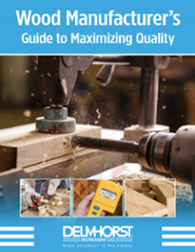 Wood Manufacturer's Guide to Maximizing Quality