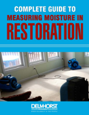 Download the Complete Guide to Measuring Moisture in Restoration